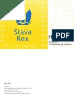 StavaRexManual