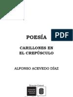 CARILLONES EN EL CREPÚSCULO.  ACEVEDO DIAZ