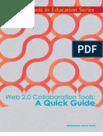 Web 2.0 Collaboration Tools