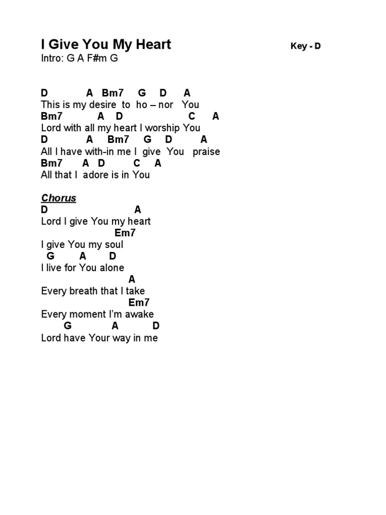 Your love is so good lyrics