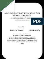 analisis pemberiaan pinjaman-Bank BRI dan Mandiri 2010