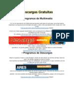 Descargas Programas Gratis 2012