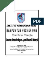 Kertaskerja Lawatan Pj Sem5-2012