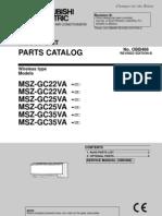 Catalog Msz Gc25va