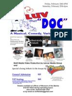 Luv That Doc 8x11