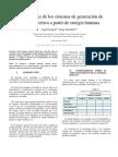 generalidades de los sistemas de aprovechamiento de energía humana