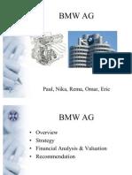 BMW Group Presentation