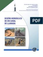 diseño hidraulio de un canal