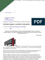 (Sociedade orgânica e sociedade revolucionária _ IPCO - Instituto Plinio Corrêa de Oliveira)