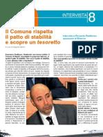 Napoli in Comune - 02/2012 - Intervista a Riccardo Realfonzo, assessore al Bilancio