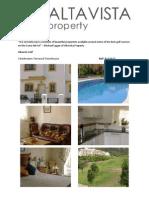Altavista Property Golf Properties Portfolio