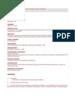 Revestimentos Metálicos para Proteção Contra Corrosão