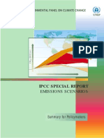 Emissions Scenarios - SPM - English