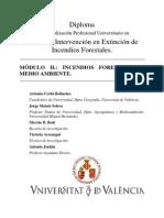 Mod. 2 Incendios Forest Ales y Medio Ambiente
