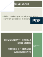Presentation - Themes and Strengths _Forces of Change