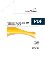 IBM Redbooks Connections 301 Wiki (010912)