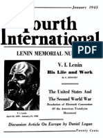 4th International - Lenin Memorial Edition 1945
