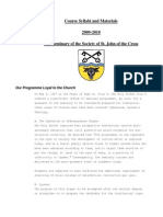 Seminary Prospectus - 2009-2010