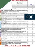 6S Audit Draft)