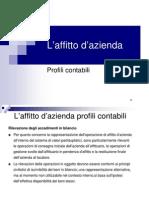 Dispensa Fitto Azienda Bocconi