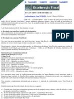 Devolução de Mercadorias - roteiro_fiscal