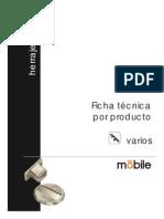 FichaTecnicaVarios