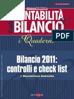 Bilancio e Check List_5