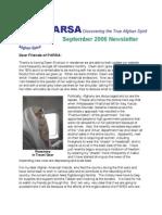 2006 09 Newsletter