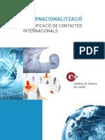 Identificació Contactes Internacionals