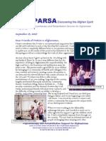 2007 10 Newsletter