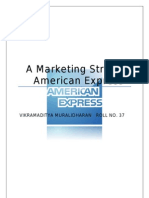 American Express Marketing