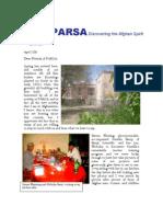 2008 04 Newsletter