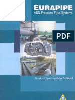 ABS Pipe Design Manual
