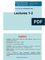 Lecture 1 2