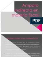 Amparo Indirecto en Materia Fiscal (4)