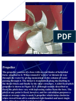Propeller Pitch and Slip