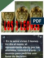 LOSTRESLEONES