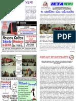 Ieta-news Janeiro de 2012 Para E-mail