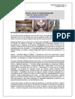 30. EL DOCENTE COMO EJE DE LA TRANSFORMACION