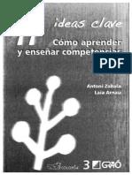 Idea 7 enseñar competencias