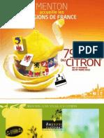 Programme Fete Du Citron 2012