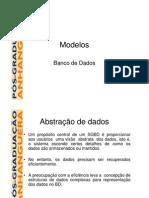 3 - Modelos de Bd [Modo de Compatibilidade