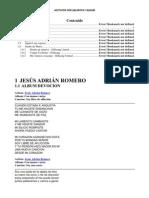 Acetatos Jesús Adrián Romero