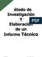 Elaboracion de Un Informe Tecnico