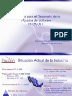Presentacion Del PROSOFT Mexico