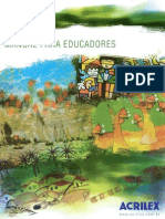 Educadores Manual Vol 01