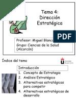 EXTRA Dirección Estratégica