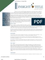 Insight Title Company, LLC _ Company Profile