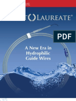 Merit Laureate® Hydrophilic Guide Wire