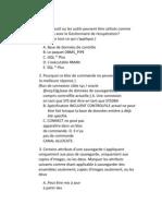 Module DBA 2